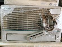 [8成新] (歌林) 窗型冷氣1.3噸窗型冷氣有輕微破損