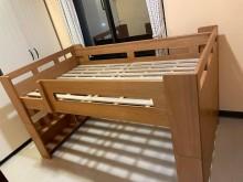 [9成新] Fairy惠而麗-實木兒童床組單人床架無破損有使用痕跡