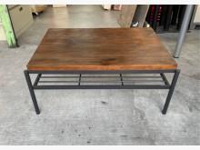 工業風矮桌/工業風茶几/矮桌茶几近乎全新
