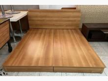 [9成新] 三合二手物流(精美6*6床組)雙人床架無破損有使用痕跡