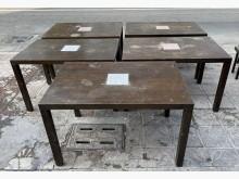 [7成新及以下] 三合二手物流(實用餐桌)餐桌有明顯破損