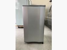 大同小冰箱/單門冰箱/套房冰箱冰箱無破損有使用痕跡