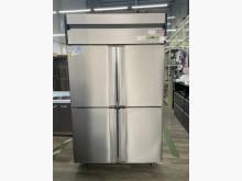 吉田二手傢俱❤四門上凍下藏冰箱冰箱近乎全新