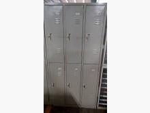 6人鐵製內務櫃衣櫃衣櫃/衣櫥無破損有使用痕跡