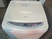 [9成新] LG洗王7.5公斤洗衣機洗衣機無破損有使用痕跡