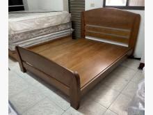 [95成新] 三合二手物流(全實木5*6床架)雙人床架近乎全新