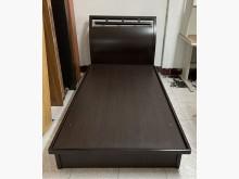 三合二手物流(單人3尺半掀床組)單人床架無破損有使用痕跡