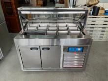 4尺沙拉冰箱/豆花冰箱/剉冰冰箱冰箱近乎全新
