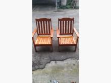 [9成新] 松木色1+1木椅組木製沙發無破損有使用痕跡