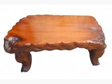 [8成新] LG22210*實木泡茶桌*其它家具有輕微破損