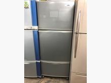 [8成新] (聲寶)  3門冰箱 450公升冰箱有輕微破損