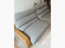[9成新] 搬家出清 貓抓布獨立筒沙發雙人沙發無破損有使用痕跡