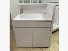 三合二手物流(訂製型小櫃檯)其它櫥櫃無破損有使用痕跡