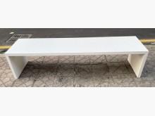 [9成新] 三合二手物流(訂製型堅固長椅)餐椅無破損有使用痕跡