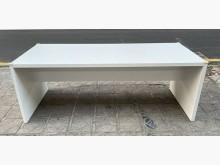 三合二手物流(訂製型堅固長桌)餐桌無破損有使用痕跡