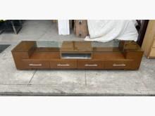 [95成新] 簡約現代電視櫃/8尺TV櫃電視櫃近乎全新
