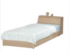 [9成新] 3.5尺床箱型單人床組單人床架無破損有使用痕跡