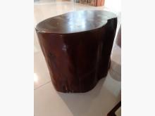 [8成新] 原木紅木椅餐椅有輕微破損