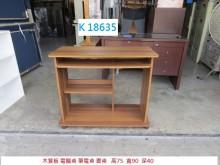 [8成新] K18635 電腦桌 書桌書桌/椅有輕微破損