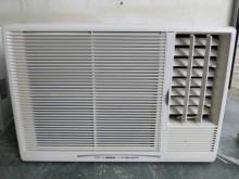 [9成新] ♥恆利♥三洋右吹 適用6~8坪窗型冷氣無破損有使用痕跡