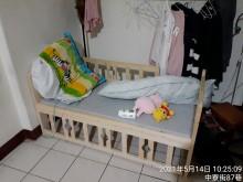 [95成新] 搬家很新原本嬰兒床嬰兒床近乎全新