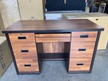 [全新] 新品積成木七抽多功能書桌書桌/椅全新