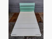 [8成新] 3.5尺組合床架單人床墊有輕微破損