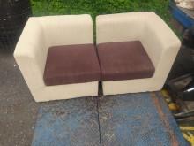 [9成新] 小沙發 可組合式 免費索取單人沙發無破損有使用痕跡