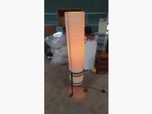 [9成新] 圓型直桶立燈其它電器無破損有使用痕跡