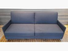 [8成新] 三人布沙發床雙人沙發有輕微破損