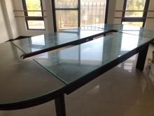 [95成新] 4米長氣派會議桌會議桌近乎全新