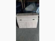 [9成新] 木紋3呎單人床頭箱床頭櫃無破損有使用痕跡