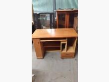 [9成新] 松木色平面電腦桌電腦桌/椅無破損有使用痕跡