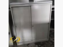 [9成新] (二手)白面板三尺鐵櫃辦公櫥櫃無破損有使用痕跡