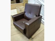 [全新] 686型咖啡色網咖椅 桃園區免運單人沙發全新