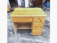 [8成新] 四抽書桌*書桌*辦公桌*寫字桌*書桌/椅有輕微破損