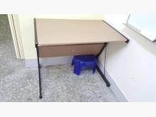 [8成新] 雙人書桌(可分拆)書桌/椅有輕微破損