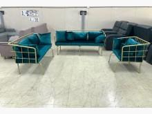 [95成新] 北歐風沙發/絨布沙發/網紅沙發多件沙發組近乎全新