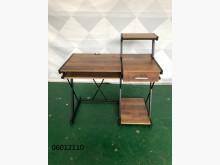 [9成新] 06012110 集層木色電腦桌電腦桌/椅無破損有使用痕跡