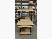 [9成新] 松木色小型電腦桌電腦桌/椅無破損有使用痕跡
