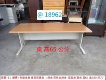 [8成新] @18962 上課桌 補習班課桌書桌/椅有輕微破損