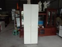 [95成新] 白色單人衣櫃H03877衣櫃/衣櫥近乎全新