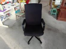 [9成新] 黑色升降扶手主管椅H03880電腦桌/椅無破損有使用痕跡
