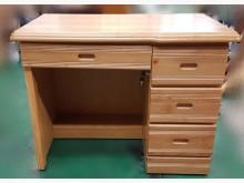 [全新] 全新半實木電腦桌電腦桌/椅全新