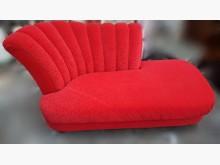 [全新] 庫存豔紅/駝色貴妃沙發椅雙人沙發全新