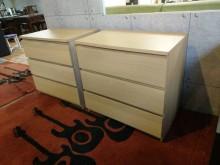 [95成新] 九成新IKEA 三抽斗櫃收納櫃近乎全新