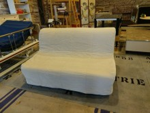 [95成新] IKEA新款 雙人沙發床沙發床近乎全新