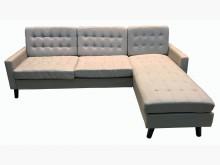 [全新] LA1101DE全新米色L型沙發L型沙發全新