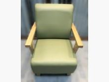 [全新] ZX1107CJ全新綠色單人沙發單人沙發全新