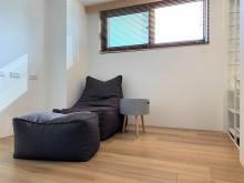 [95成新] 二手東稻家居懶骨頭沙發(椅+凳)單人沙發近乎全新